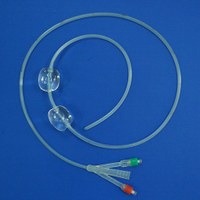 Silicone Three-Way Stomach Tube